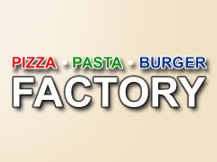 PPB - Pizza Pasta Burger Factory Logo