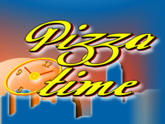 Pizzeria Pizza-Time Logo
